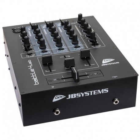 JB SYSTEMS BATTLE4-USB