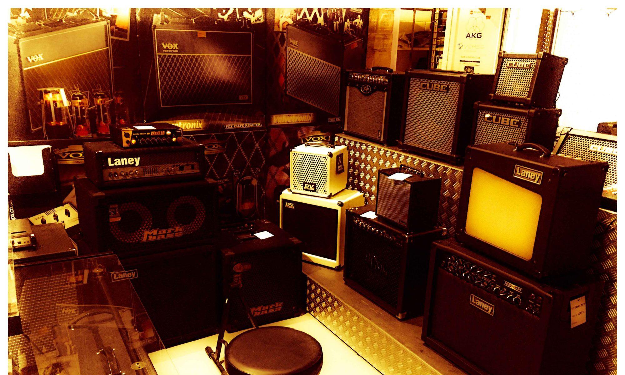 tienda de instrumentos