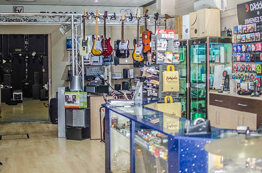 Jimenez Sonido Music Center