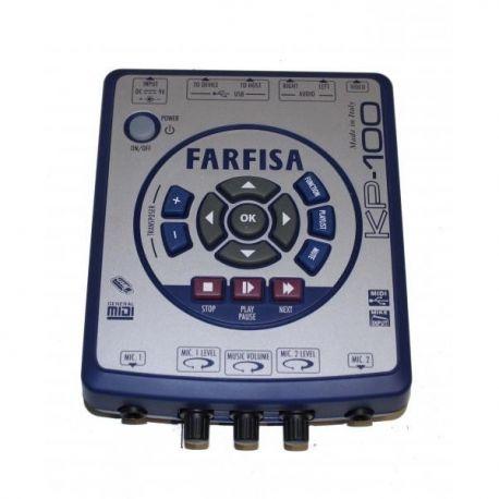 FARFISA KP-100 KARAOKE/EXPANDER