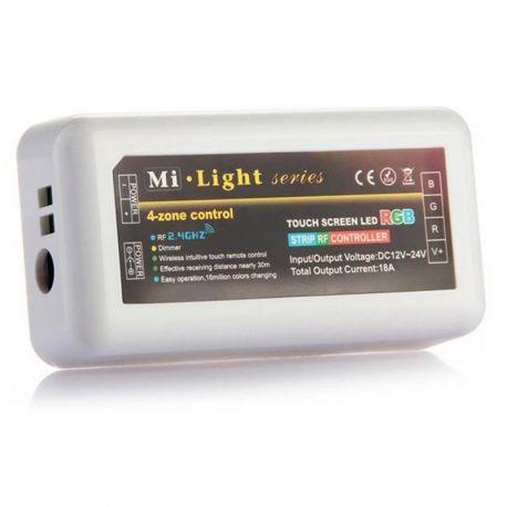 CONTROLADOR CINTA FLEXIBLE RGB