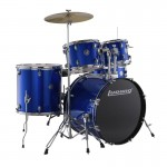 LUDWIG LC170 ACCENT FUSE BLUE FOIL