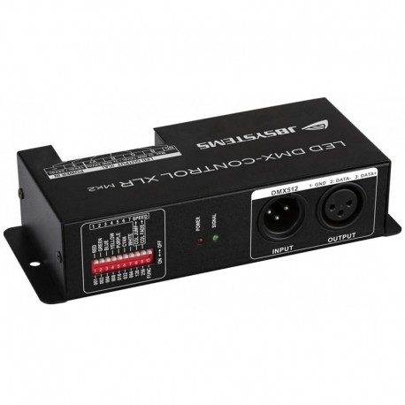 JB SYSTEMS LED DMX-CONTROL XLR MK2