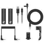 SENNHEISER XSW-D VOCAL PORTABLE LAVALIER SET