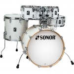 SONOR AQ2 STAGE SET WHITE PEARL