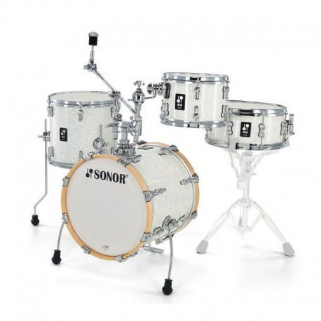SONOR AQ2 SAFARI SET WHITE PEARL