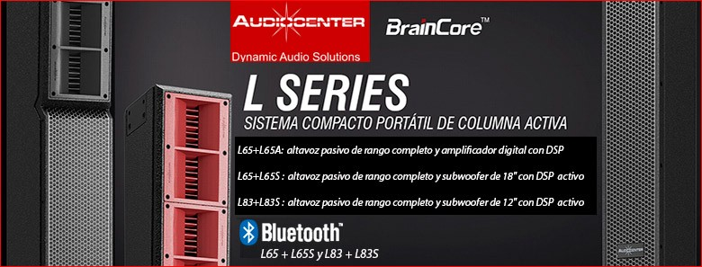 AUDIOCENTER L SERIES